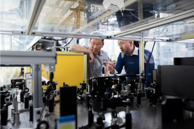 Manufacturing Equipment Improvements
